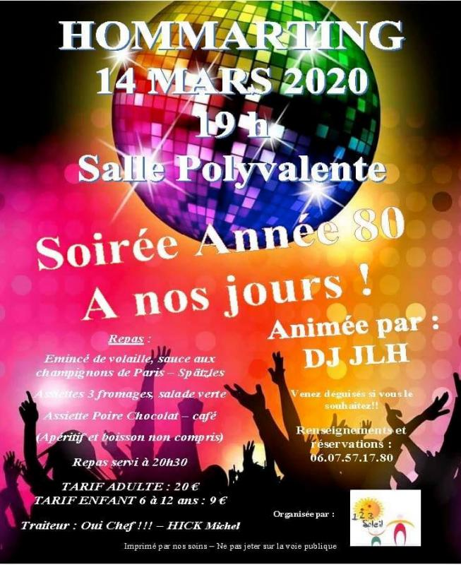 Annees80 pour 2020