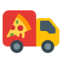 Icons8 pizza delivery 96