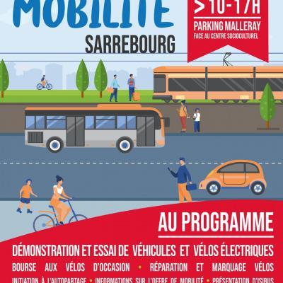 Village mobilite sarrebourg